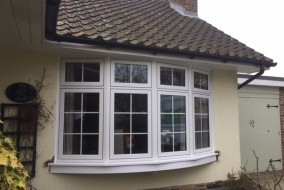 PVCu window and door galleries